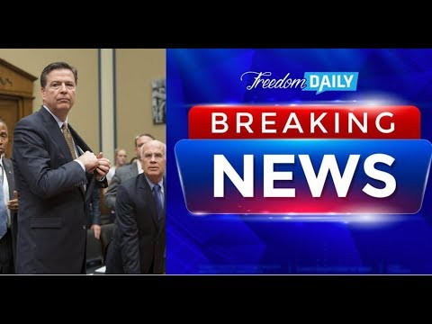 FBI REVEALS WHAT COMEY DESTROYED TO PROTECT HILLARY FROM PRISON!
