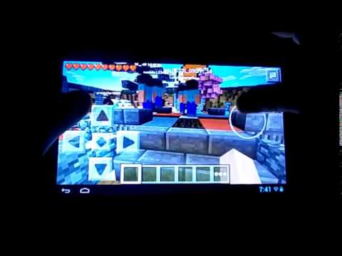 Minecraft PE: Life Boat Survival Games w/ Toey