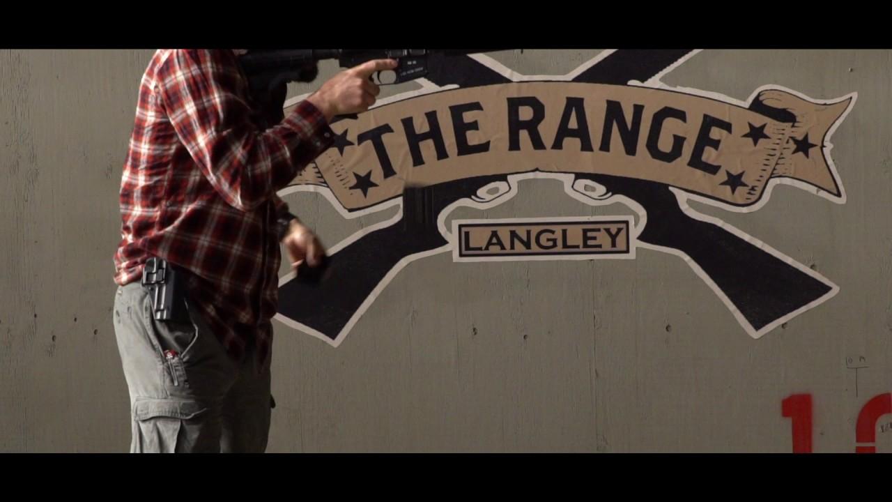 the range langley promotional video youtube. Black Bedroom Furniture Sets. Home Design Ideas