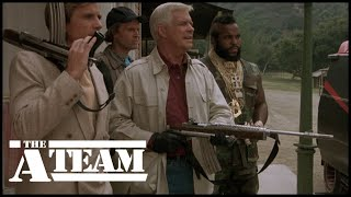 Too Stupid To Get The Message   The A-Team