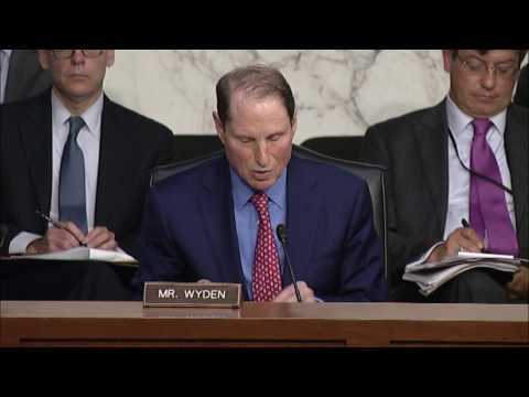 Wyden: We know Trump solicited Russian hacking. But did he coordinate?