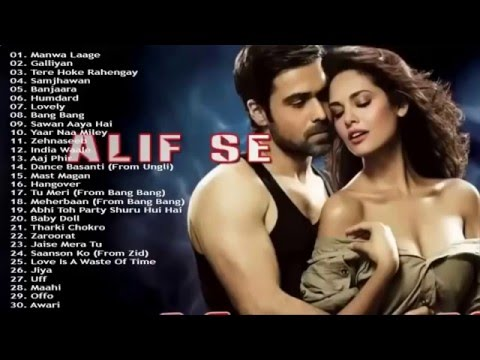 Official: 90's Romantic Songs   Bollywood Romantic Songs   Jukebox   Latest  Hit Songs
