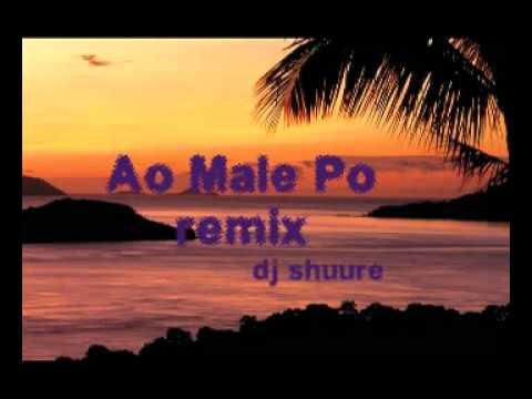 Samoan Song - Ao Male Po Remix