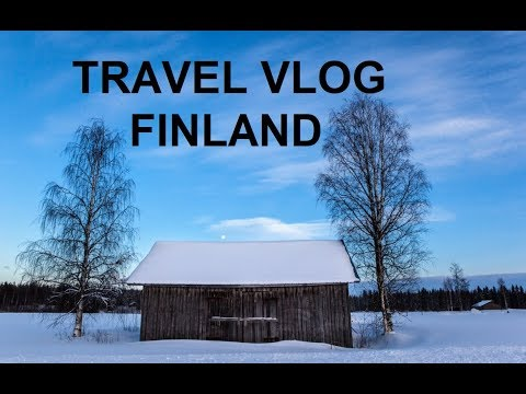 Searching Abandoned Village Shop - I DROVE ON RIVER! (Finnish Winter Countryside)