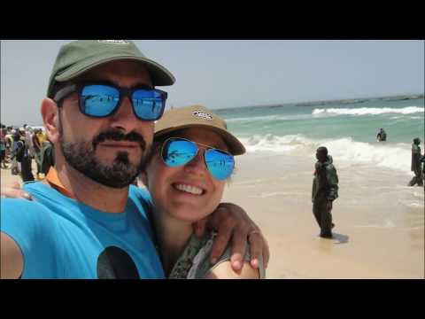 TVD-Dakar; Day #13, Trip: Mauritania, Nouakchott, beach