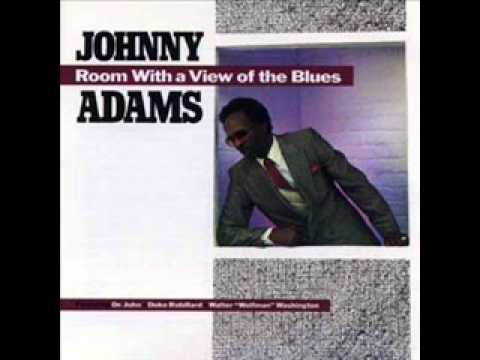Johnny Adams - Neither One Of Us (Wants To Be The First To Say Goodbye)