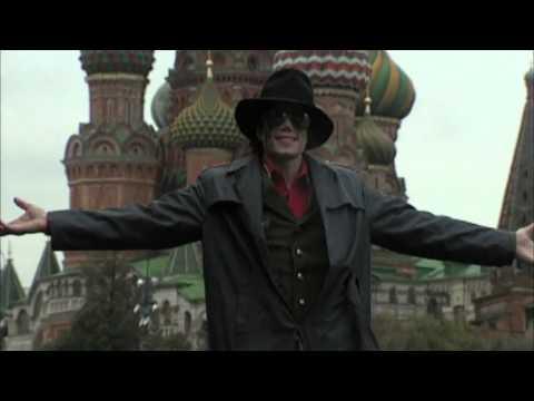 "Michael Jackson ""Stranger In Moscow"" Photo Shoot"