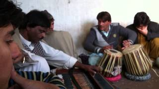 Instrumental Pashto Music (1) In Swabi, Pakistan.