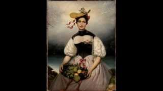 Ottocento- Joseph Dèsiré Court by f.fiorellino