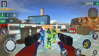 Robot counter terrorist game – Fps shooting GamePlay FHD. #2 screenshot 5