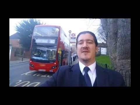 Shift Work On London Buses! 🚍⏰😫😴😵🤪