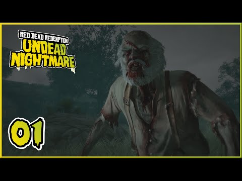 Red Dead Redemption : Undead Nightmare - Let's Play (FR) | E