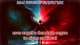 Eres un angel o un demonio segun tu signo zodiacal
