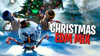 CHRISTMAS MUSIC MIX 2019 - Best Trap, Dubstep & EDM Christmas Songs