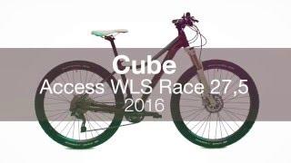 Женский велосипед Cube Access WLS Race 27.5 2016. Обзор(Cube Access WLS Race 27.5 подробнее: http://www.velostrana.ru/cube/access-wls-race/ Женский спортивный велосипед Cube Access WLS Race 27.5., 2016-04-26T09:14:10.000Z)