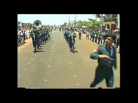 Desfile da policia militar, Santarém/PA.