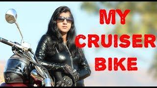 Girl on a Cruiser Bike - Intro Video - BikeMySoul