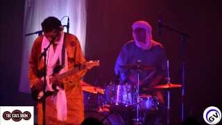 "Bombino Live at The State Room May 28, 2013 -""Tar Hani"" (My love)"
