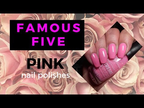 famous-5-pink-nail-polishes-(worth-the-hype?)