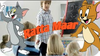 Exam special   Ratta maar Of Student of the year    Ft  Tom and Jerry   Toon Editor READ DISCRIPTION
