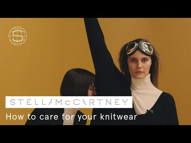 3. How to care for your knitwear | Stella McCartney