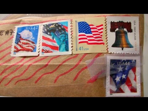 Stamp Prices Are Falling By 2 Cents, And That's Bad News For The USPS - Newsy