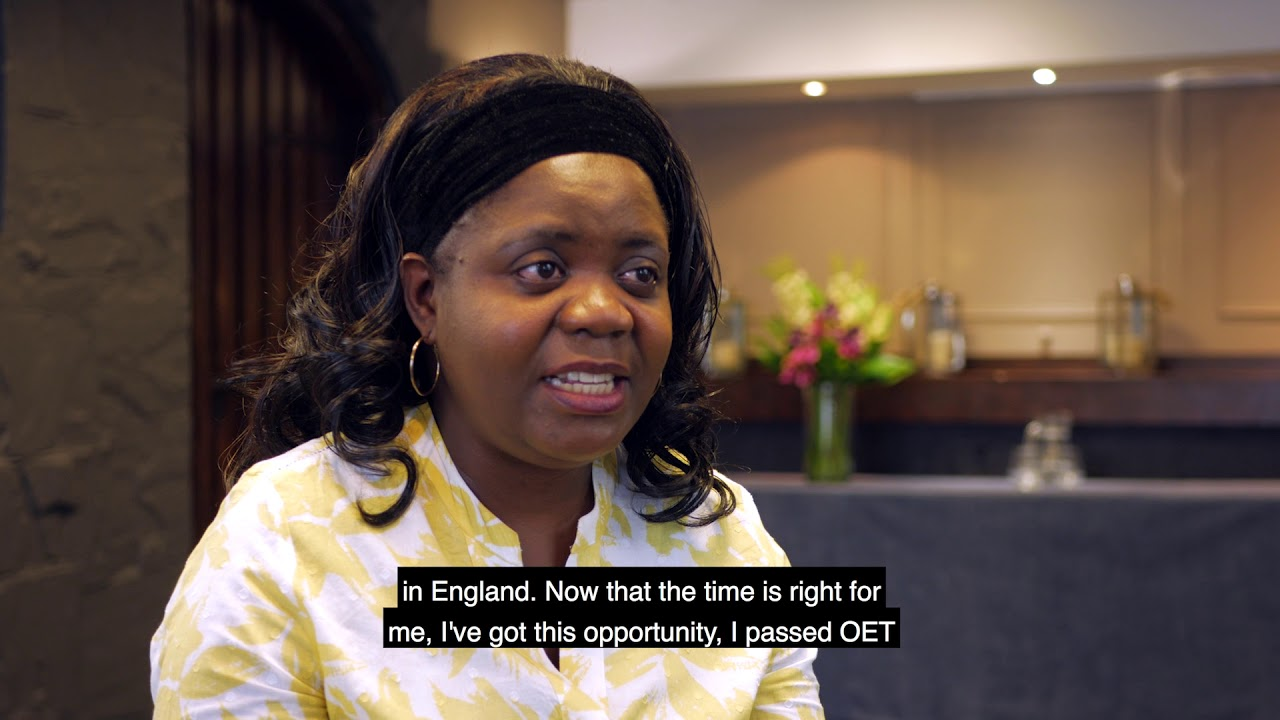 OCCUPATIONAL ENGLISH TEST (OET) - Discover English