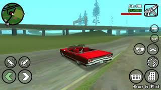 GTA San Andreas versión android (Misión 41,42,43)