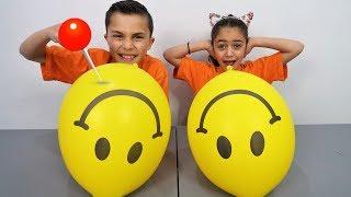 Don't Choose the Wrong Balloon Slime Challenge