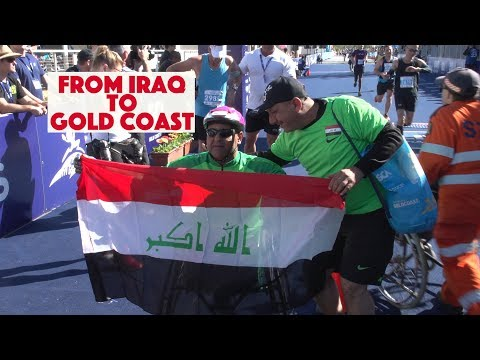 From Iraq to Gold Coast