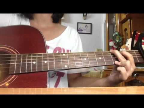 Jamaica Farewell Guitar Cover Youtube