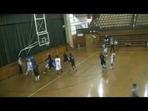 Tony Robinson #3 West Virginia Blazers (American Basketball Association) 2011-2012
