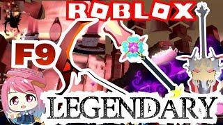 GETTING BOSS LEGENDARIES SWORDBURST 2 Roblox ( FLOOR 9 VA' ROK ) Hellreaver | Life's Limit
