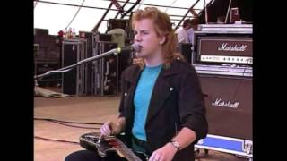 The Jeff Healey Band - How Long Can A Man Be Strong (Live 1991) (Promo Only)