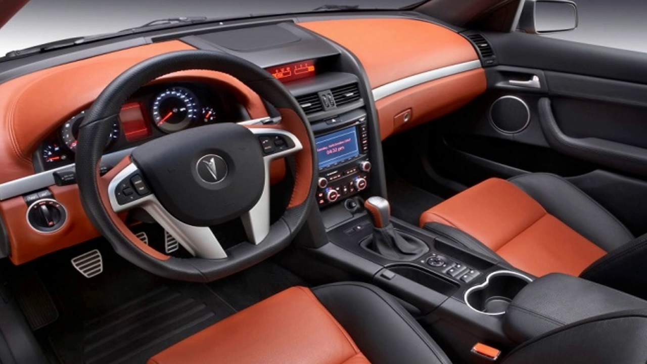 2015 Pontiac GTO judge Interior Exterior Performance Price And