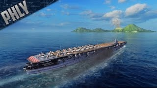 world of warships aircraft carrier shokaku japanese tier 8