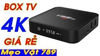 Đập hộp BOX TV 4K giá rẻ CỰC CHẤT - Boxing BOX TV 4K T95M