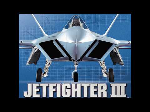 Jet Fighter 3 - Intro, 1st Training Mission and F-14 Tomcat Showcase