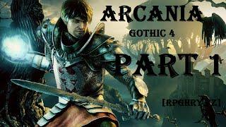 [ RPGhry.CZ ] - Czech/Český - Lets Play - ArcaniA : Gothic 4 (Fershyr) CZ/SK