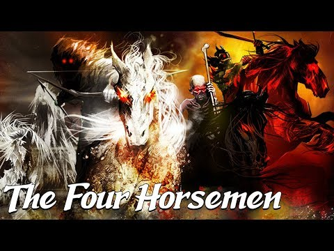 The Four Horsemen of the Apocalypse (Biblical Stories Explained)