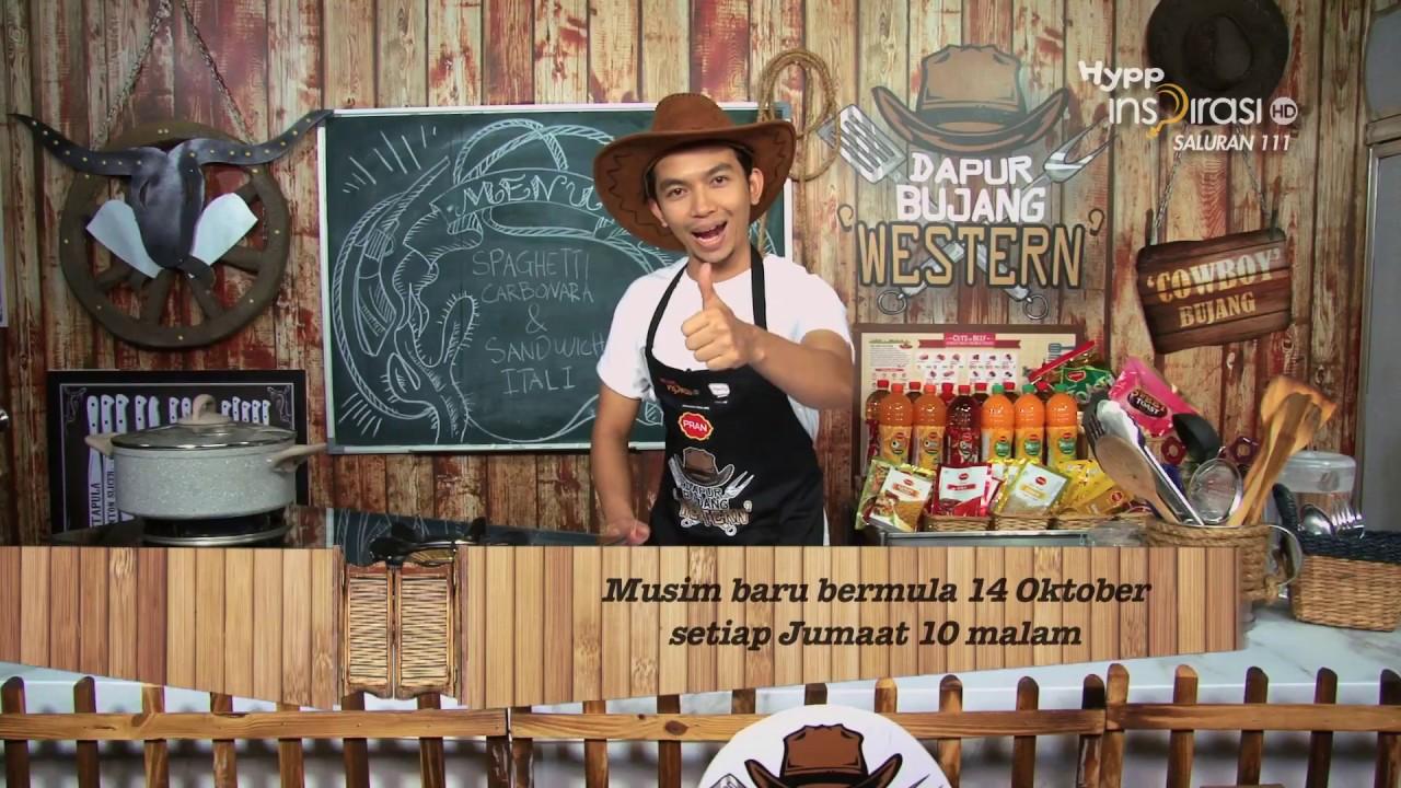 Unifi Tv Dapur Bujang Western Musim Kedua