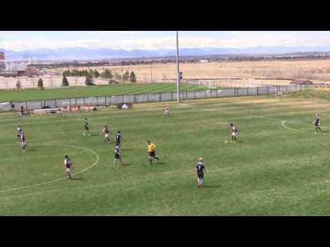 Colorado Rapids U16 DA vs Sporting Kansas City (Spring 2016) - SECOND HALF