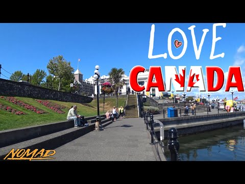 Вы бы жили тут?! Остров в Канаде - Victoria, BC