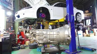 500HP S15 GETS BULLET PROOF GEARBOX!