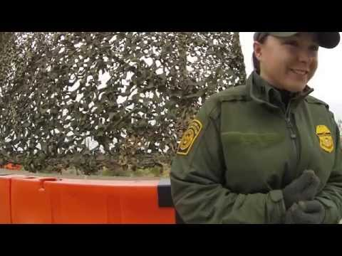 Are you Serious? U.S. Border Patrol Checkpoint Refusal, DHS Highway Stop