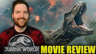 Jurassic World: Fallen Kingdom - Movie Review