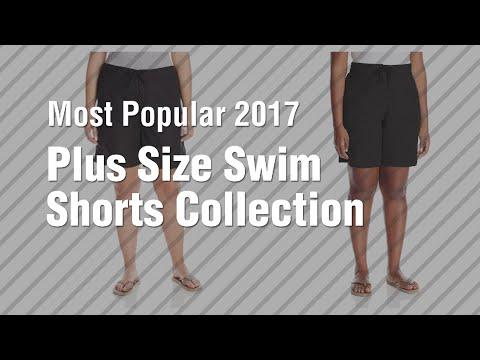 Plus Size Swim Shorts Collection Most Popular