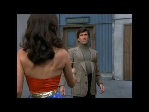 Wonder Woman Lasso of Truth sound FX 1979