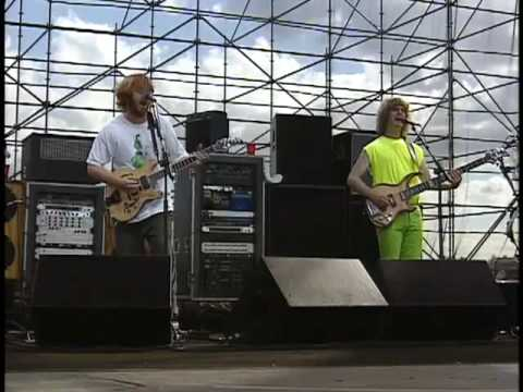 "Phish ""Sample In A Jar"" - The Clifford Ball DVD"