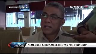 "Kemenkes Serukan Semboyan ""Isi Piringku"""